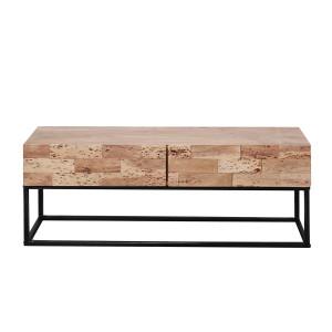 Trombi, meuble TV en bois...