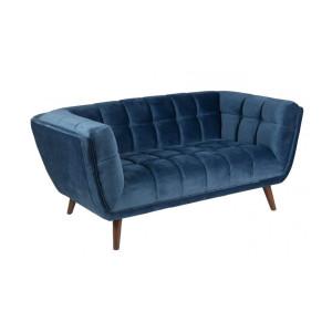 Stormy, canapé bleu en...