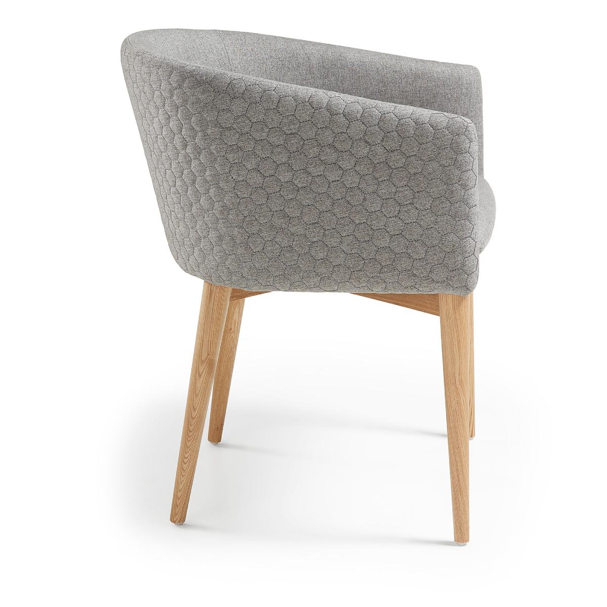 Jazzy vert chaise design geometrique achat vente for Achat chaise design