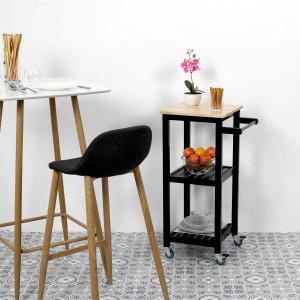 Table à manger design d'extérieur - JURA