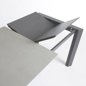 Chaise design pied tulipe - KINY BLANC