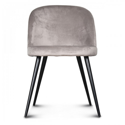 Fauteuil contemporain pivotant - LUCAPA ALL BLACK