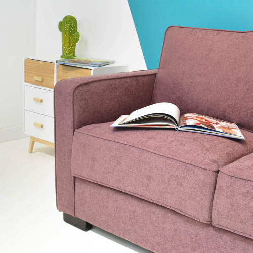 Sofa pliable Stooly 6 places - Marron, Taupe