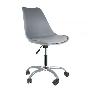 Rina, chaise de bureau à...