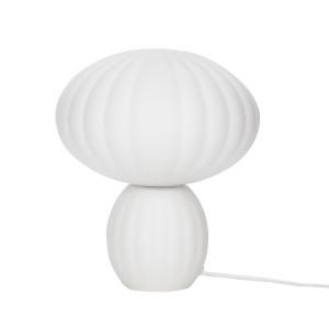 Opal, lampe de table en verre