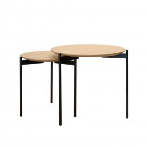 Dual Dot, Set de 2 tables...