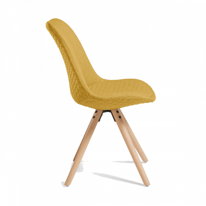Fauteuil design - LUKA GRIS