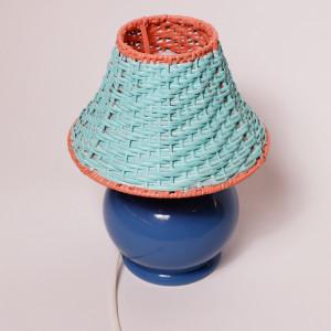 Lampe de bureau en bois - PERCEY
