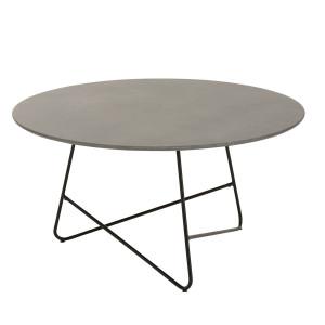 Fauteuil contemporain design - BINJAI BLANC ROUGE