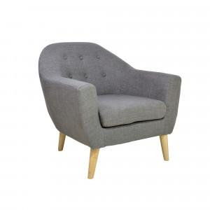 Theo, fauteuil en tissu...