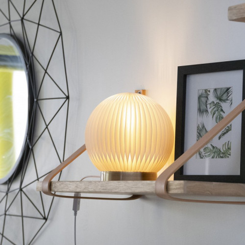 Lampe Lune, Stooly